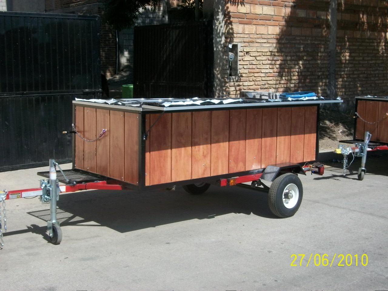 carretas para comida