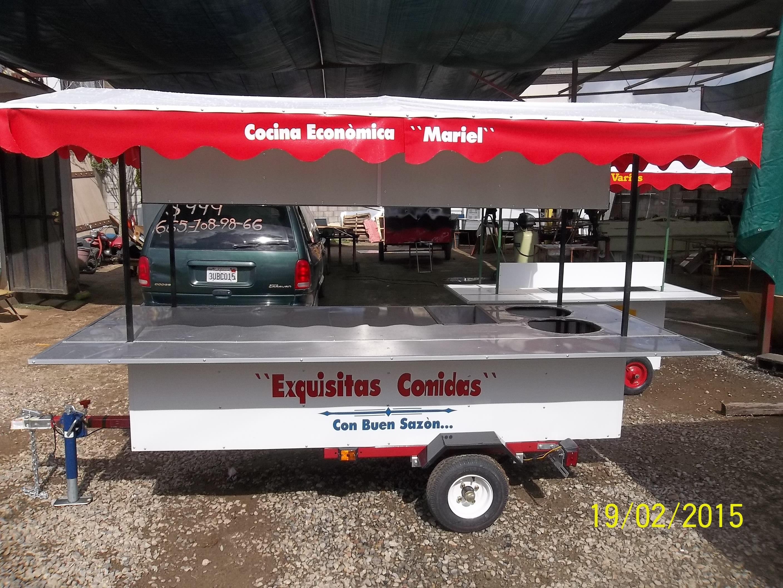 Comida Mexicana. Oliver Food Truck. Comida Mexicana