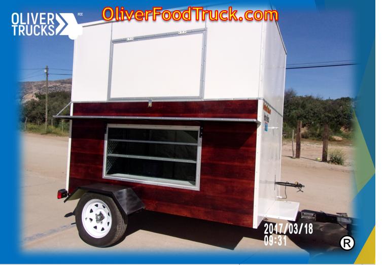 Oliver Food Truck